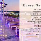 Saturday Social Canal Side at Café Artois, Dubai
