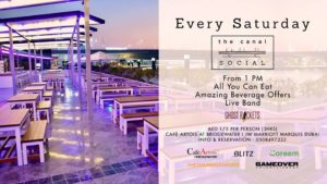 Saturday Social Canal Side