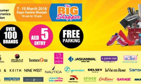 CEF – Big Shopper 2018 - Coming Soon in UAE, comingsoon.ae