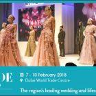 Bride Show Dubai 2018 by Informa Middle East