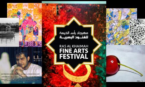 The Ras Al Khaimah Fine Arts Festival - Coming Soon in UAE, comingsoon.ae
