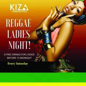 Reggae Ladies Night