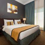 Flora Park Deluxe Hotel Apartments, Dubai