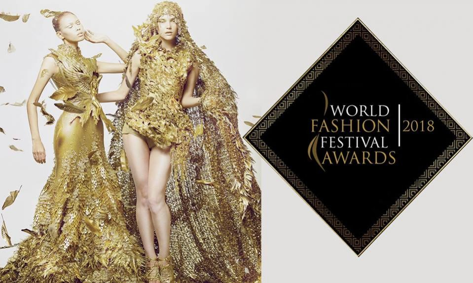 World Fashion Festival Awards 2018 - Coming Soon in UAE, comingsoon.ae