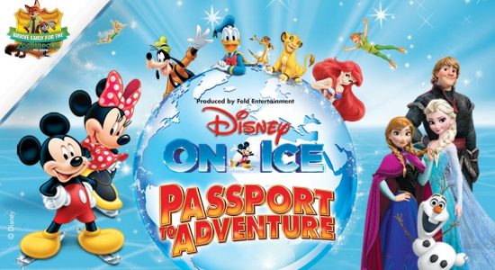 Disney On Ice-Passport to Adventure - comingsoon.ae