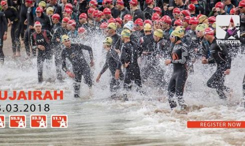 TriStar Fujairah Triathlon 2018 - Coming Soon in UAE, comingsoon.ae