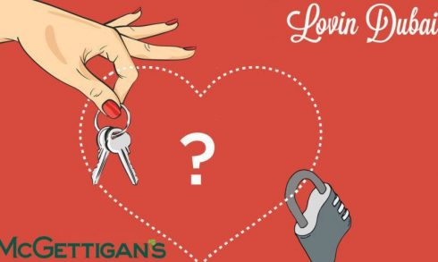 Anti-Valentine's Day Lovin Dubai Lock and Key Party - Coming Soon in UAE, comingsoon.ae