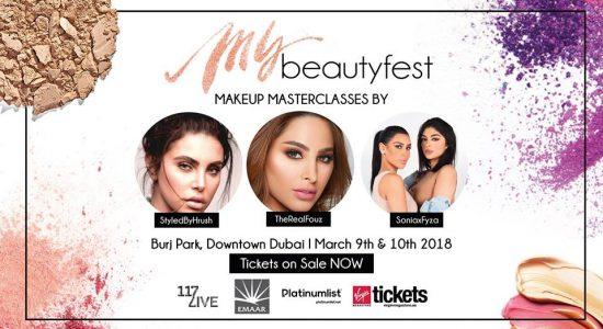 MyBeautyFest 2018 - comingsoon.ae