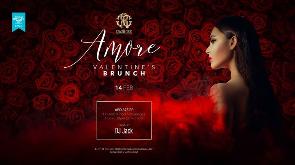 Amore | Valentine's Day Special w/ DJ JACK - Coming Soon in UAE, comingsoon.ae