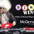 Bingo Wings at McGettigan's, JLT & The Baggot