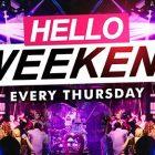 HELLO WEEKEND - Coming Soon in UAE