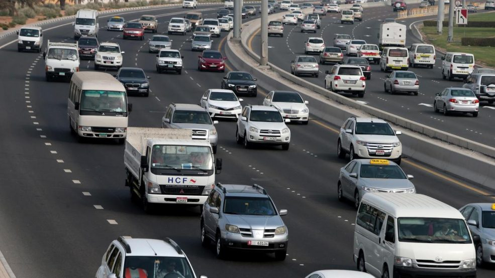 Traffic tolls coming to Abu Dhabi soon - Coming Soon in UAE, comingsoon.ae