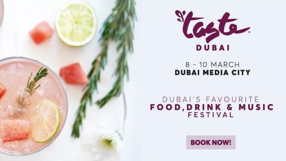 Taste of Dubai 2018 - Coming Soon in UAE, comingsoon.ae
