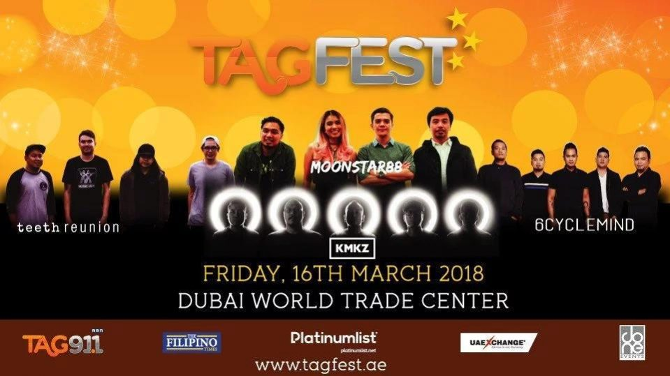 TagFest 2018 - Coming Soon in UAE, comingsoon.ae