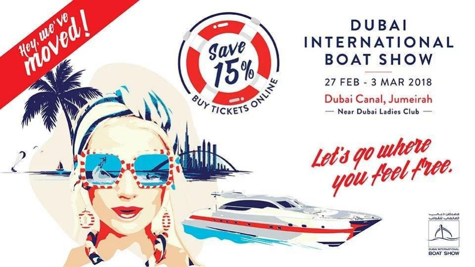 Dubai International Boat Show 2018 - Coming Soon in UAE, comingsoon.ae