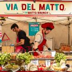 VIA DEL MATTO – THE MATTO BRUNCH at Matto, Dubai