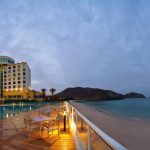 Oceanic Khorfakkan Resort & Spa, Sharjah