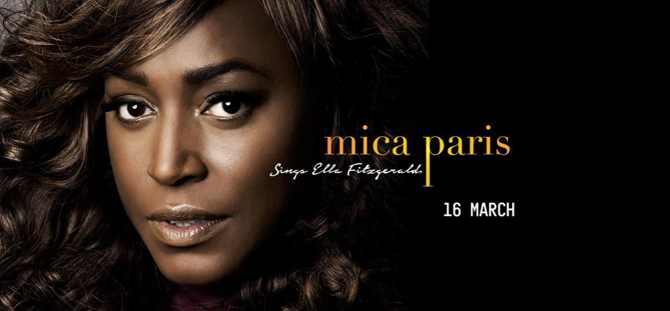 Mica Paris Sings Ella Fitzgerald at Dubai Opera - Coming Soon in UAE, comingsoon.ae