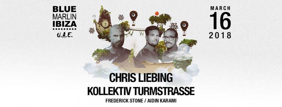 Chris Liebing and Kollektiv Turmstrasse at Blue Marlin Ibiza UAE - Coming Soon in UAE, comingsoon.ae
