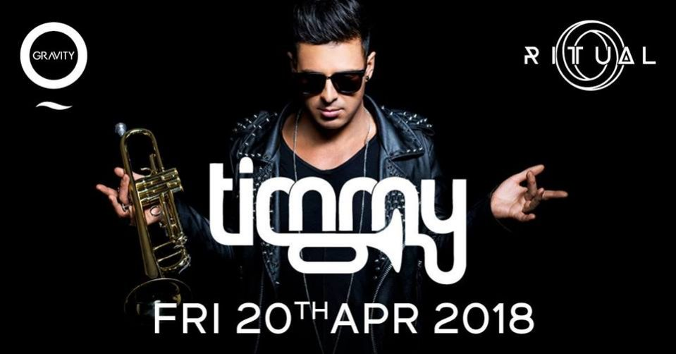 Timmy Trumpet at Zero Gravity - Coming Soon in UAE, comingsoon.ae