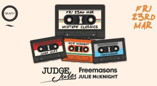Judge Jules, Freemasons and Julie McKnight Live at the Zero Gravity - comingsoon.ae