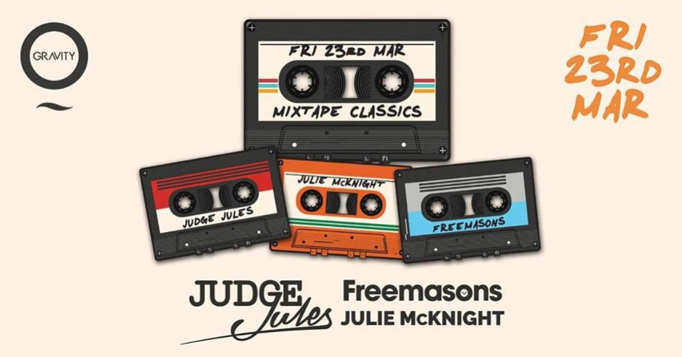 Judge Jules, Freemasons and Julie McKnight Live at the Zero Gravity - Coming Soon in UAE, comingsoon.ae