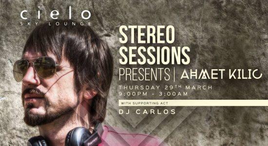 Cielo Presents DJ Ahmet Kilic - comingsoon.ae