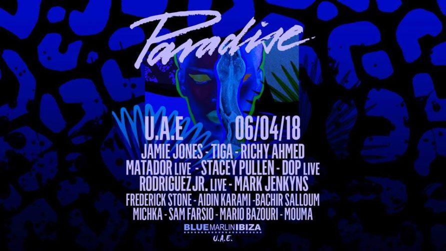 Paradise at Blue Marlin Ibiza UAE - Coming Soon in UAE, comingsoon.ae