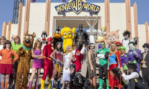 Warner Bros. World Abu Dhabi: large theme park with famous characters - Coming Soon in UAE, comingsoon.ae