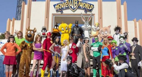 Warner Bros. World Abu Dhabi: large theme park with famous characters - comingsoon.ae