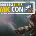 Middle East Film And Comic Con 2018 by Informa Middle East