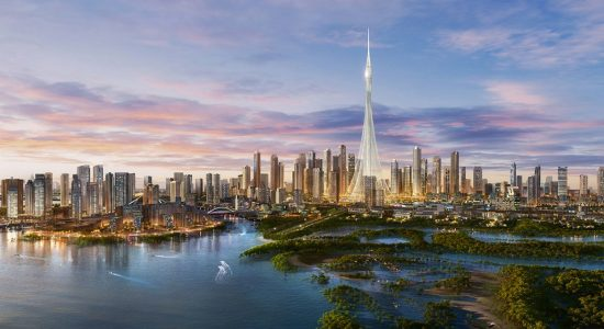 Dubai Creek Tower: Dubai's New Monumental Project - comingsoon.ae