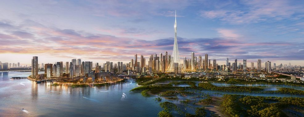 Dubai Creek Tower: Dubai's New Monumental Project - Coming Soon in UAE, comingsoon.ae