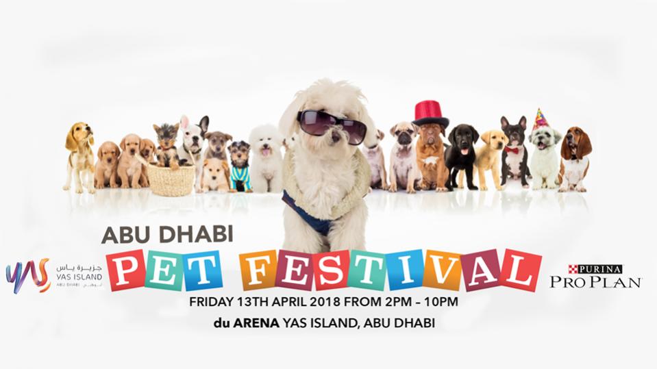 Abu Dhabi Pet Festival 2018 - Coming Soon in UAE, comingsoon.ae