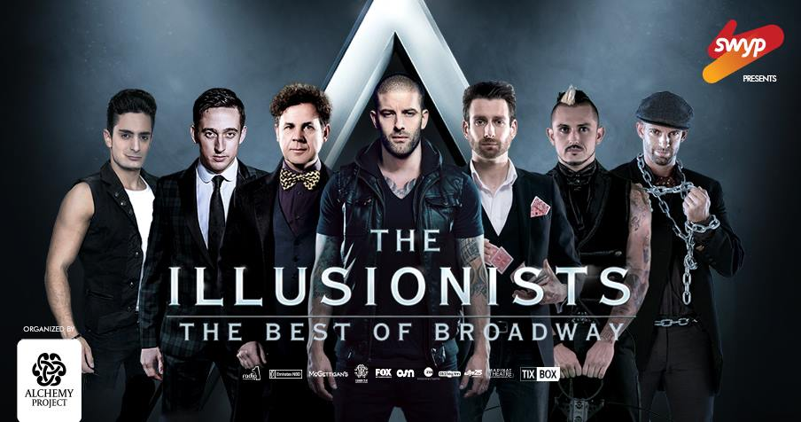 The Illusionists Live in Dubai - Coming Soon in UAE, comingsoon.ae