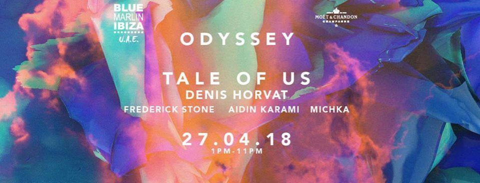 Odyssey: Tale Of Us and Denis Horvat - Coming Soon in UAE, comingsoon.ae