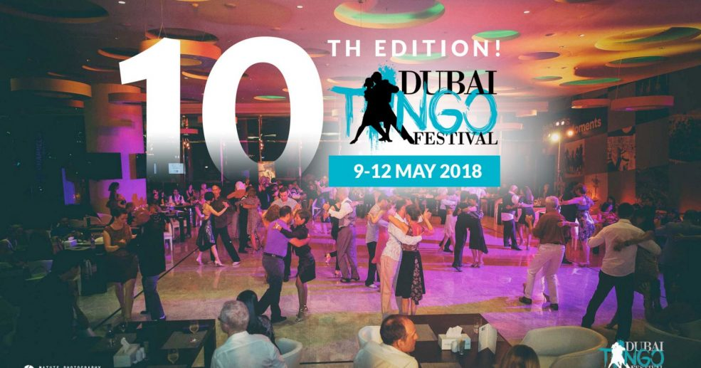 Dubai Tango Festival 2018 - Coming Soon in UAE, comingsoon.ae