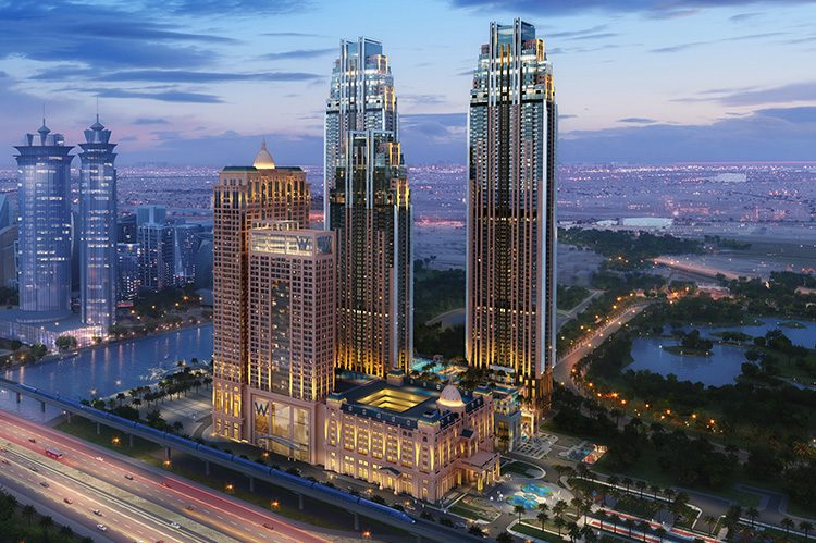 Al Habtoor City: hotel collection in the heart of Dubai - Coming Soon in UAE, comingsoon.ae