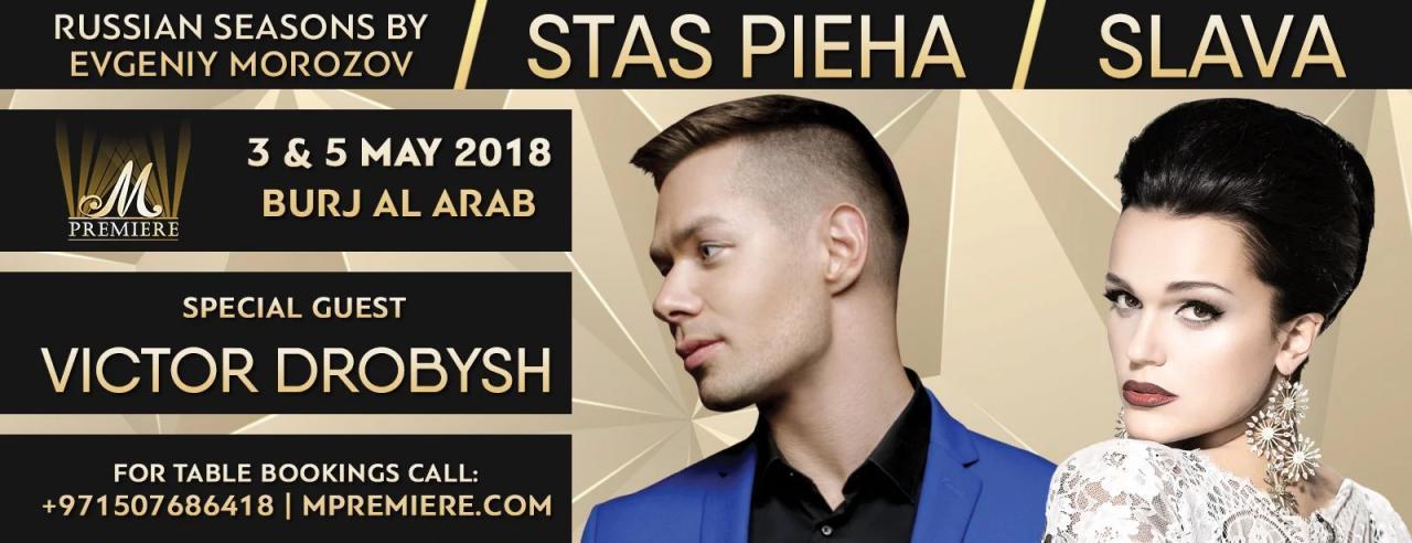 Russian Seasons in Dubai - Coming Soon in UAE, comingsoon.ae