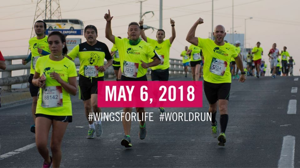 Wings for Life World Run 2018 in Dubai - Coming Soon in UAE, comingsoon.ae