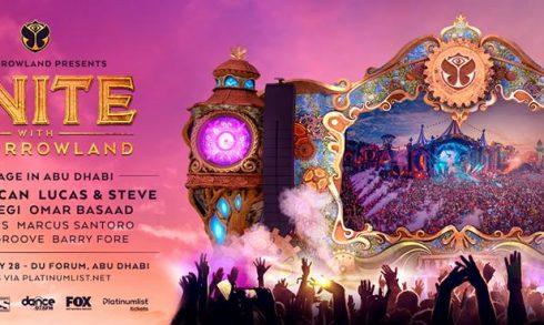 Tomorrowland Abu Dhabi 2018 – the future is near! - Coming Soon in UAE, comingsoon.ae