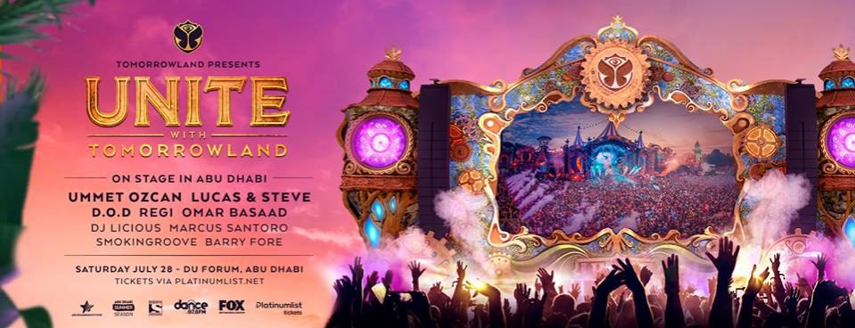 Tomorrowland Abu Dhabi 2018 – the future is near! - Coming Soon in UAE, comingsoon.ae