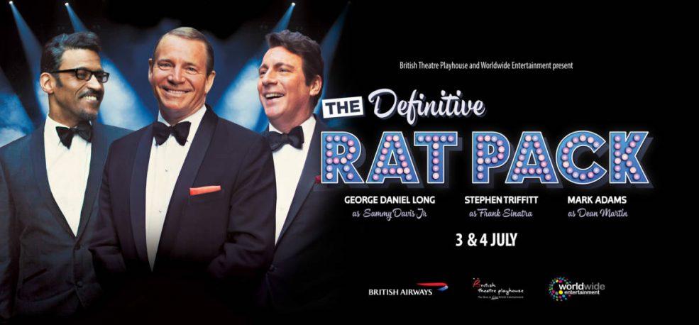 The Definitive Rat Pack at Dubai Opera - Coming Soon in UAE, comingsoon.ae