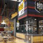 Roti Rollers, Dubai
