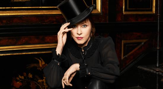 Suzanne Vega at Dubai Opera - comingsoon.ae