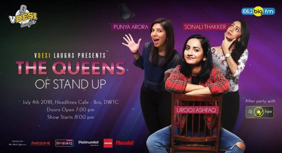 The Queens of Stand Up - comingsoon.ae