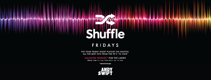 Shuffle Friday at Inner City Zoo - Coming Soon in UAE, comingsoon.ae