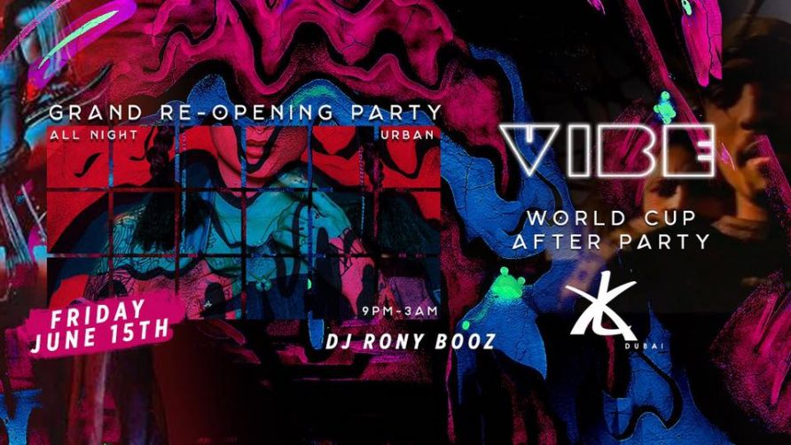 Grand re-opening party at XL Dubai - Coming Soon in UAE, comingsoon.ae