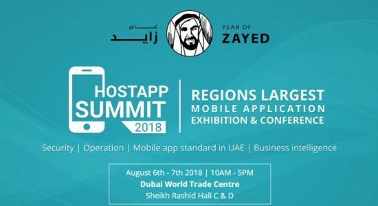HostApp Summit 2018 - comingsoon.ae