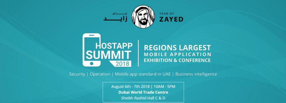 HostApp Summit 2018 - Coming Soon in UAE, comingsoon.ae
